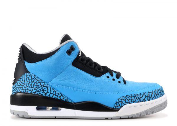 quality design 91744 b1a64 ... Air Jordan 3 Retro  Powder Blue  136064 406. Filter. Previous. Next