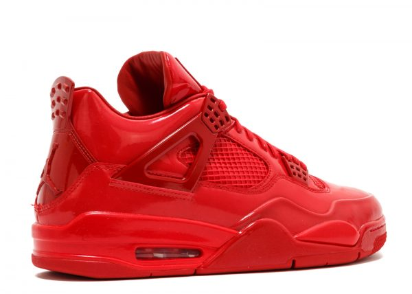 sale retailer 2b73f 1393a Air Jordan 4 Retro 11Lab4 Red