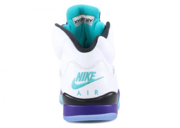quality design aca21 e6894 Air Jordan 5 Retro Grape Fresh Prince - kickstw
