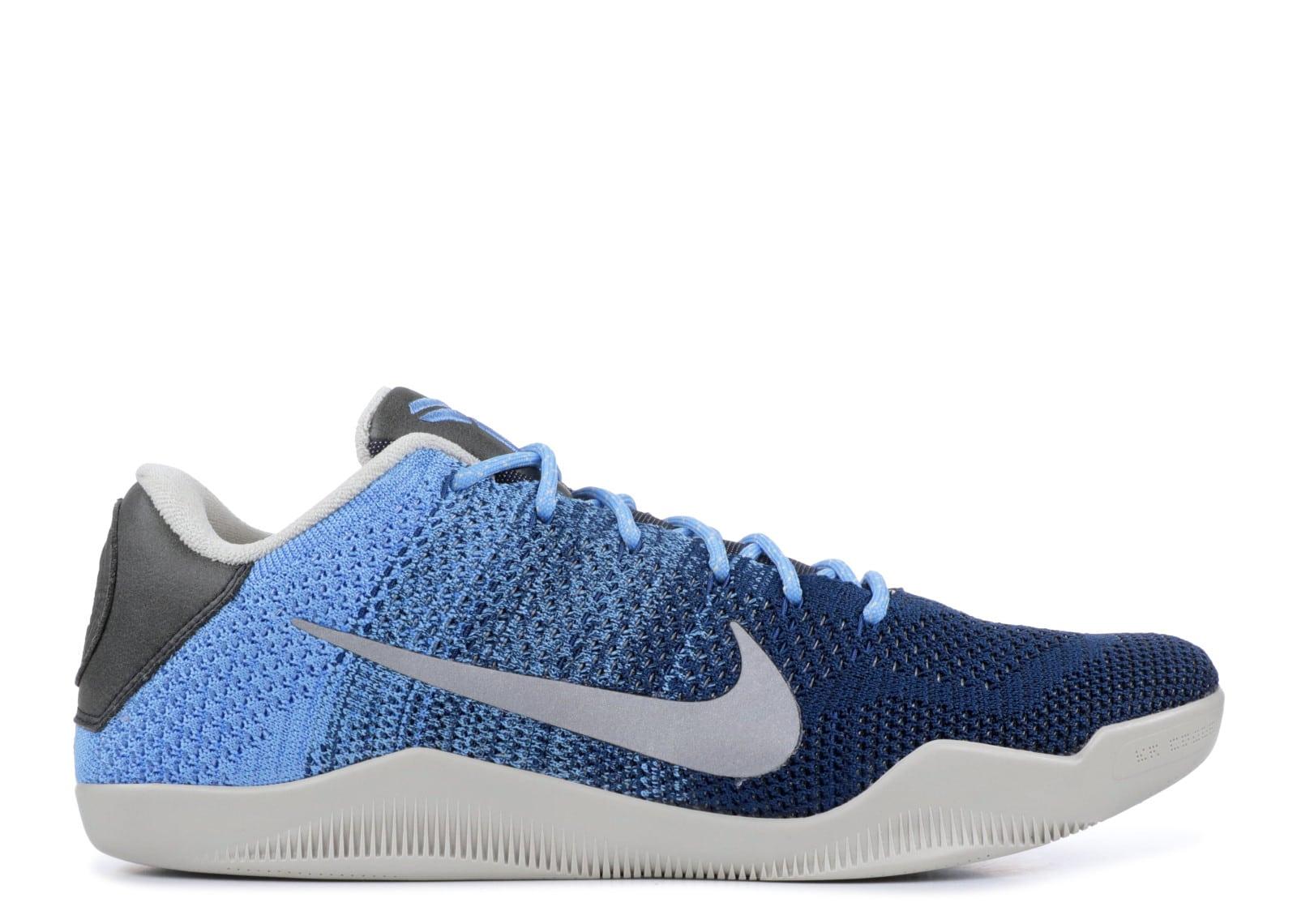 Nike Kobe 11 Low 'Brave Blue' - kickstw