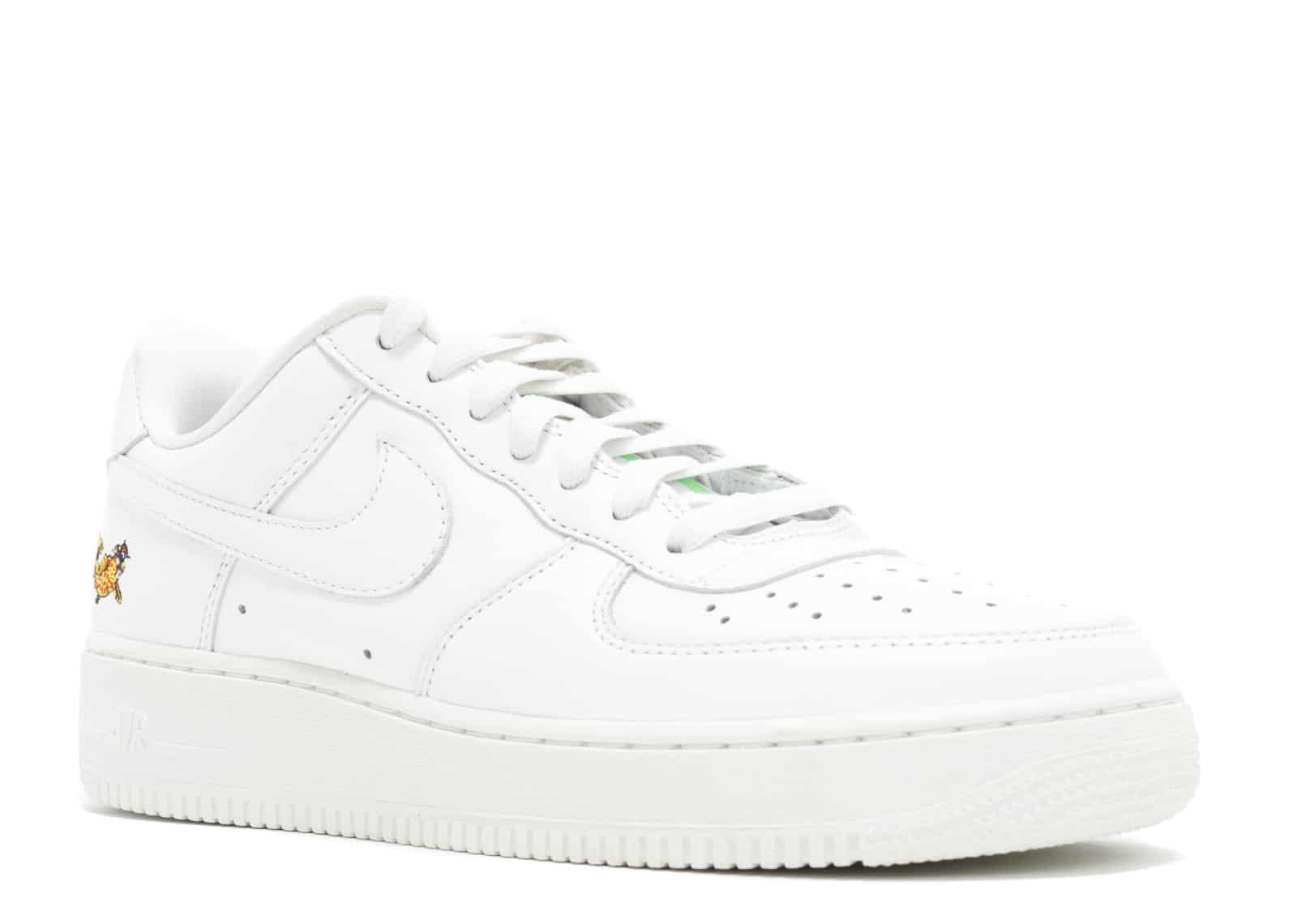 Nike's Air Force 1 NAI KE Goes