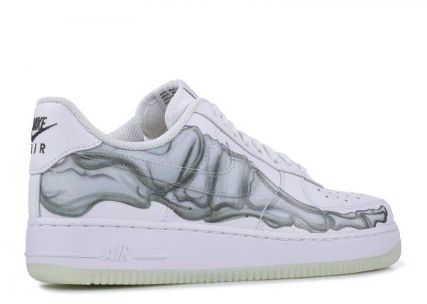 sports shoes 14c2a cc5ec Nike Air Force 1 Low Skeleton Halloween (2018) - kickstw