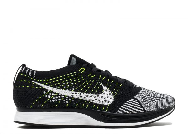 best service 951b8 386dc ... Nike Flyknit Racer Black/ White/ Noir/ Blanc 526628 011. Filter.  Previous. Next