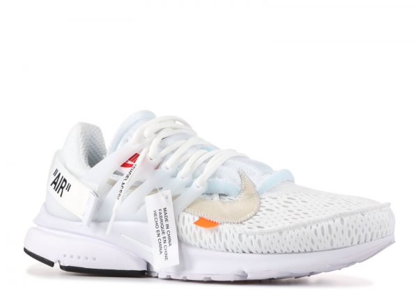reputable site 08e77 c8197 Off White Nike Air Presto White 2018