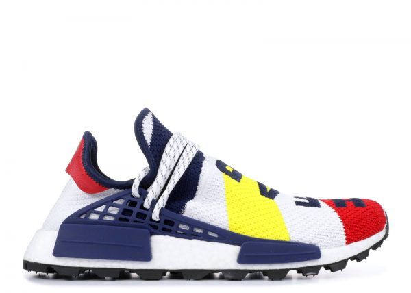 quality design 33a7d e8672 Adidas NMD Hu Pharrell x Billionaire Boys Club Multi-Color