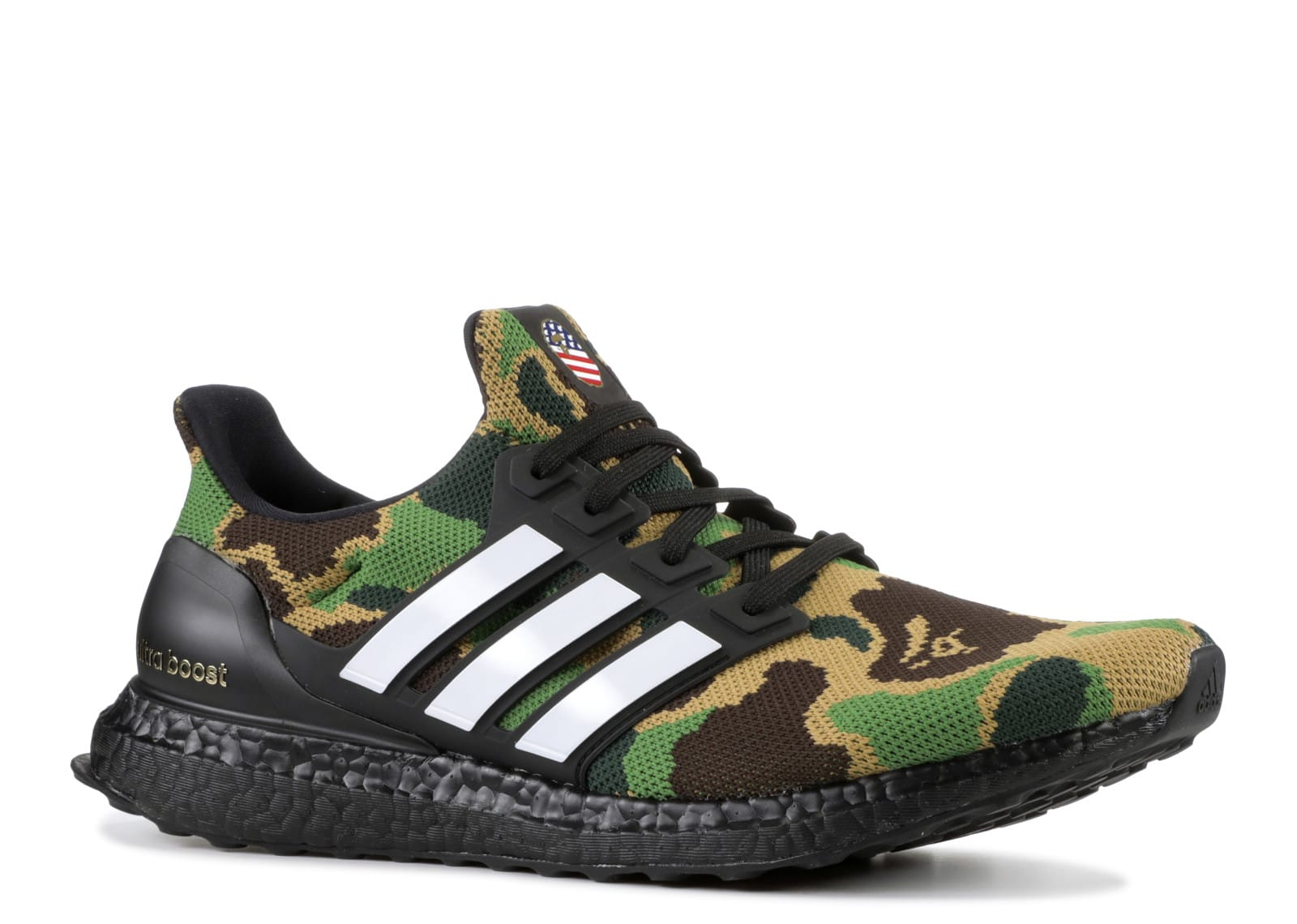 aca464b34 ... Adidas Ultra Boost 4.0 Bape Camo Green. Filter. Previous