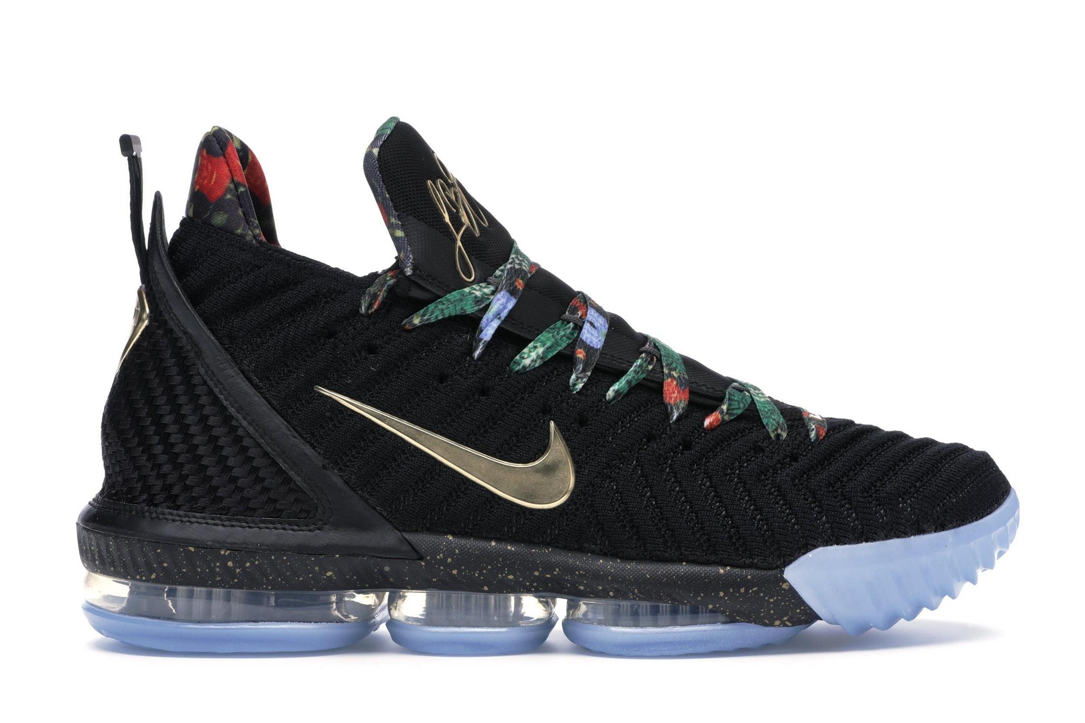 Nike Lebron 16 'Watch The Throne'