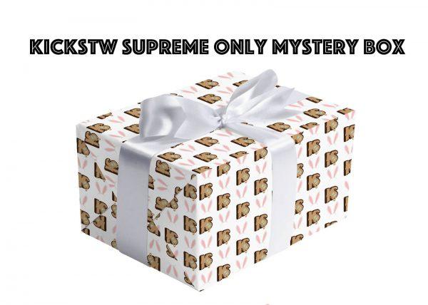 4993bbb2a KICKSTW Supreme Only Mystery Box (SOLD OUT) - kickstw