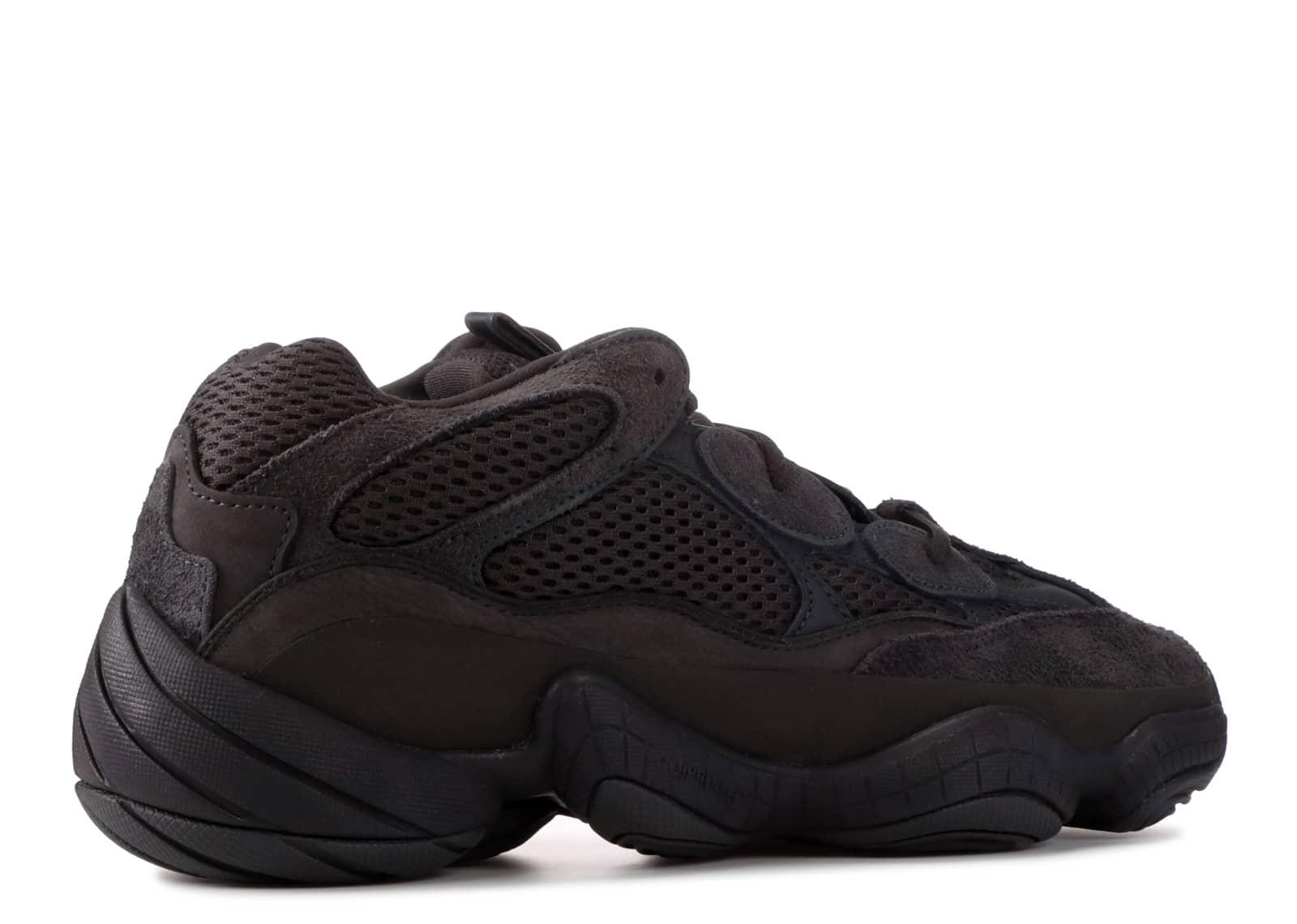 sale retailer af708 e6ab4 Adidas Yeezy 500 Utility Black - kickstw