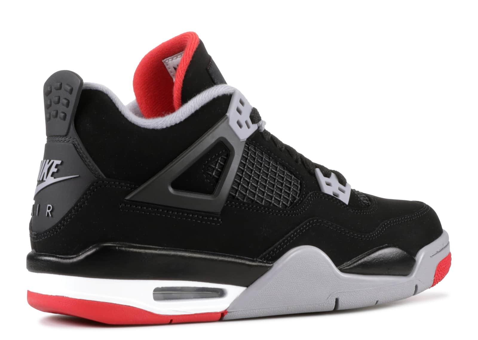 official photos 90285 347d0 Air Jordan 4 Retro Bred 2019 (GS)