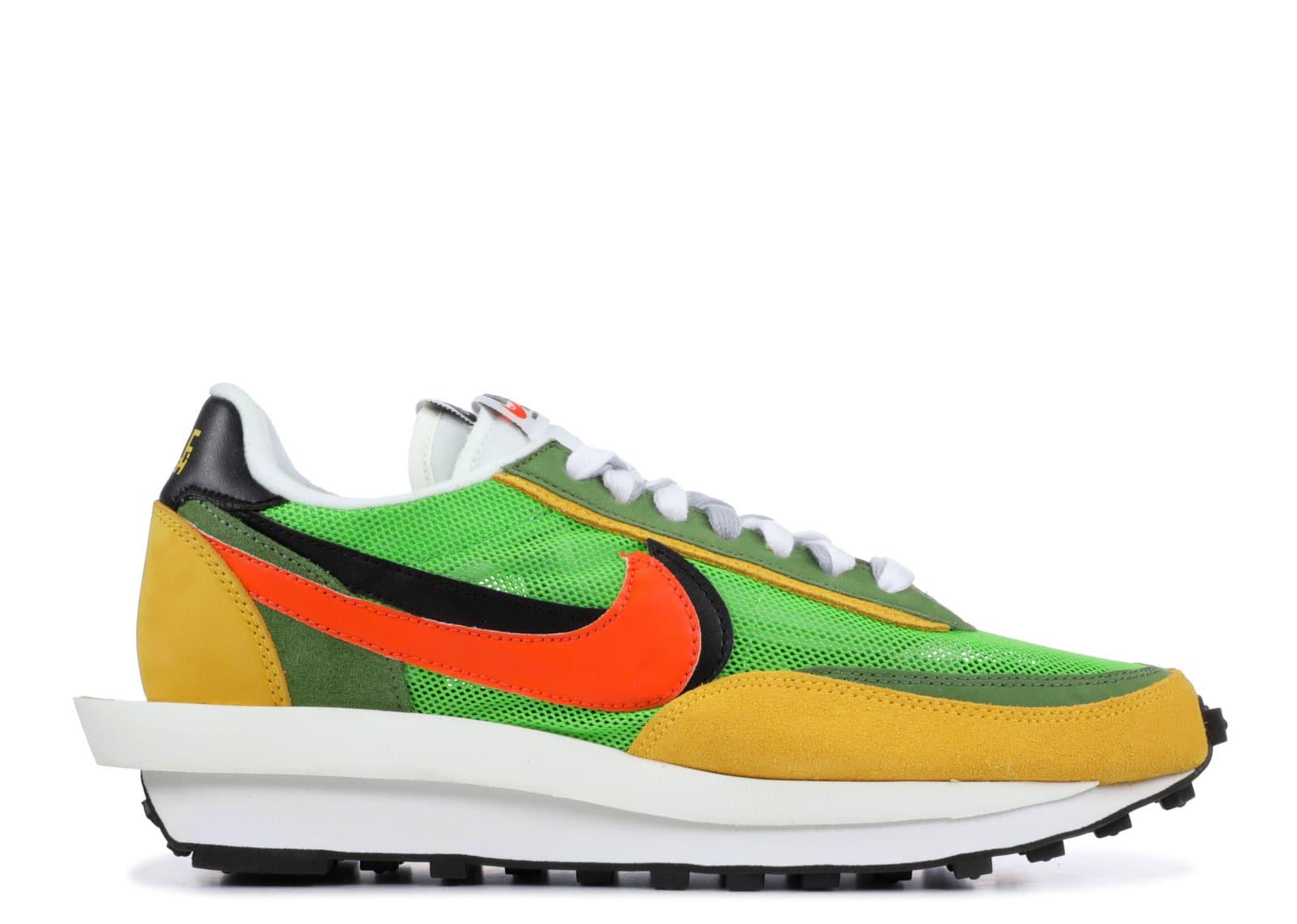 Nike LD Waffle Sacai Green Multi kickstw