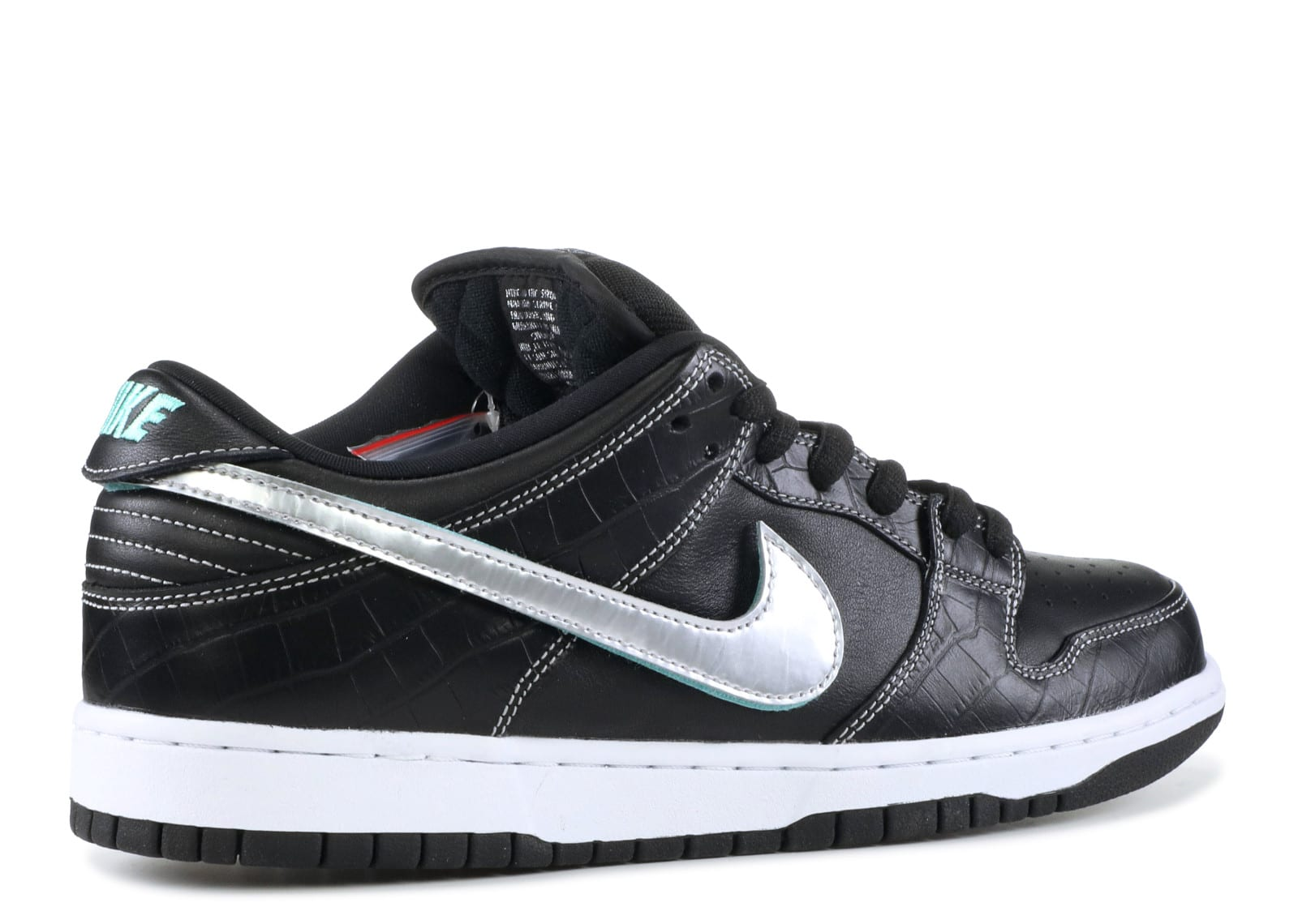 discount official shop buying new Nike SB Dunk Low Diamond Supply Co Black Diamond