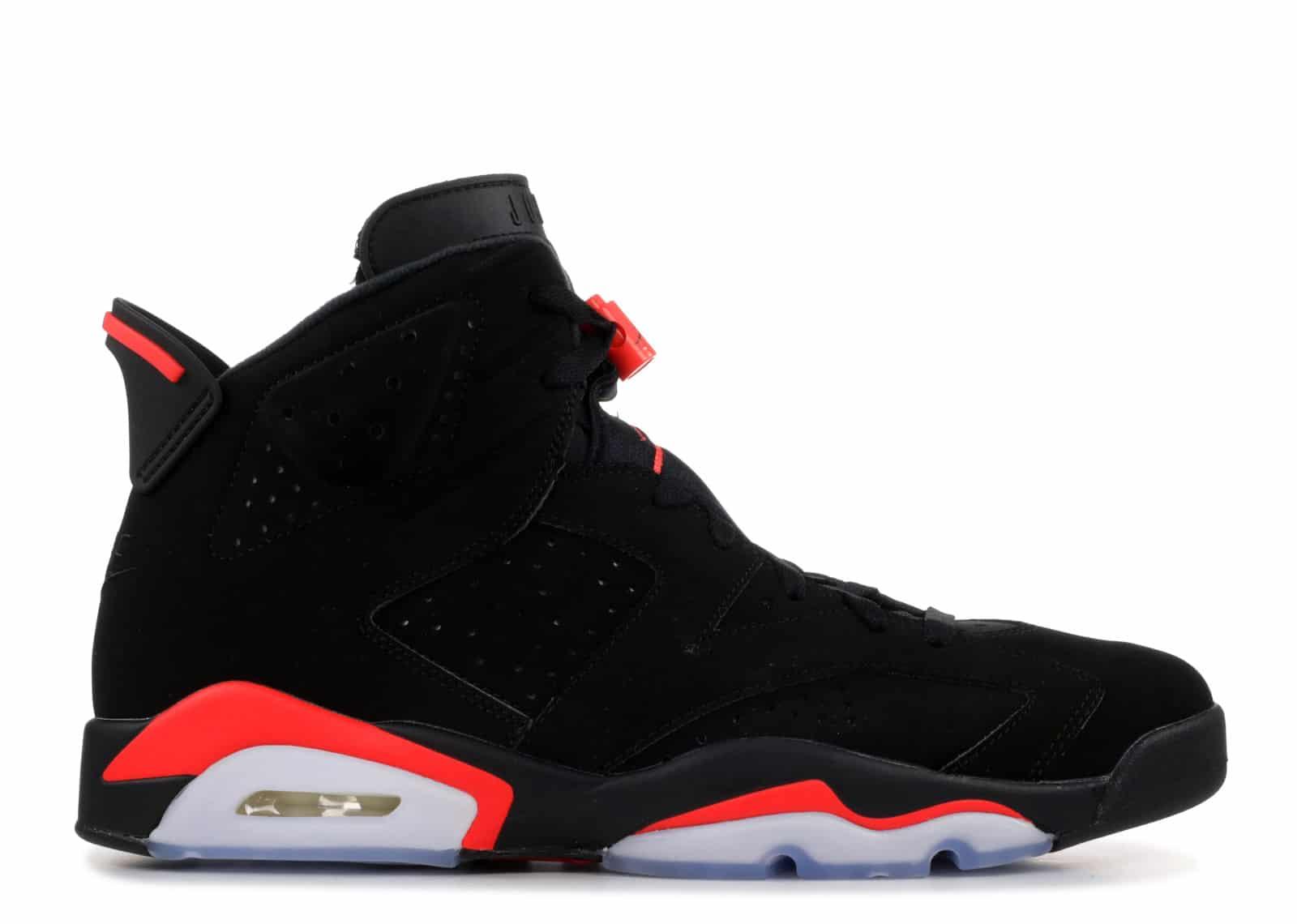 Air Jordan 6 GS Infrared 384665-023 Restock Release Date - SBD