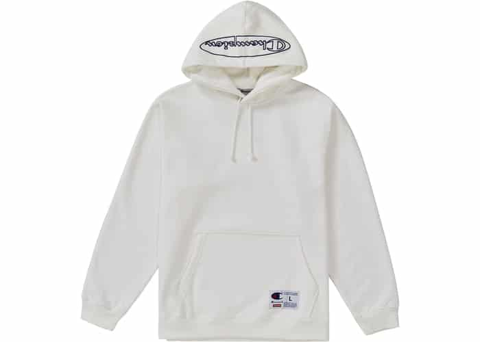 Supreme Champion Hooded Sweatshirt