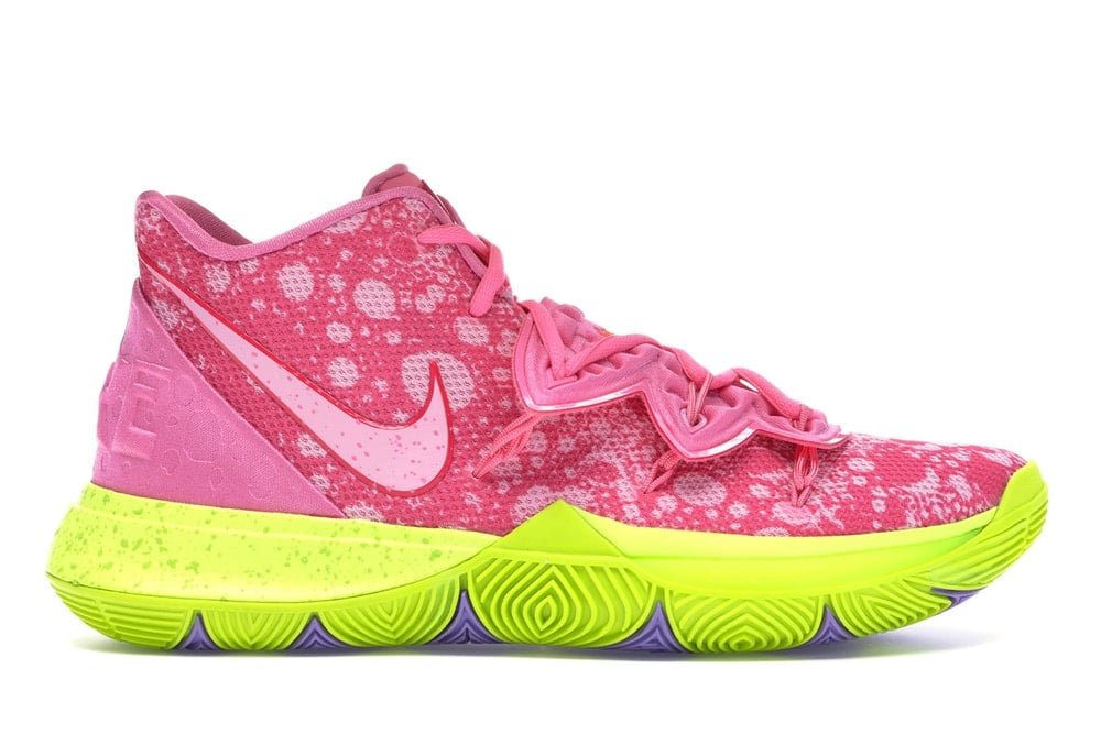 Nike Kyrie 5 Spongebob Patrick - kickstw