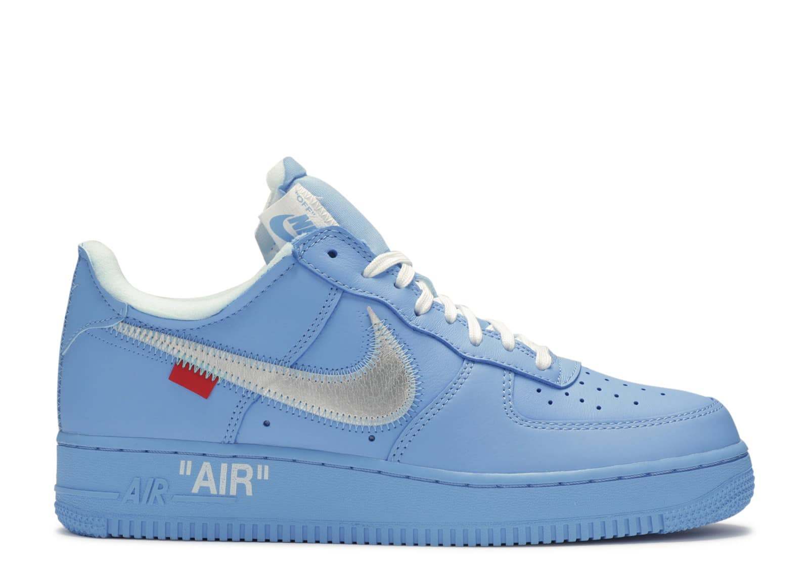 Off White Air Force 1 Low MCA University Blue kickstw