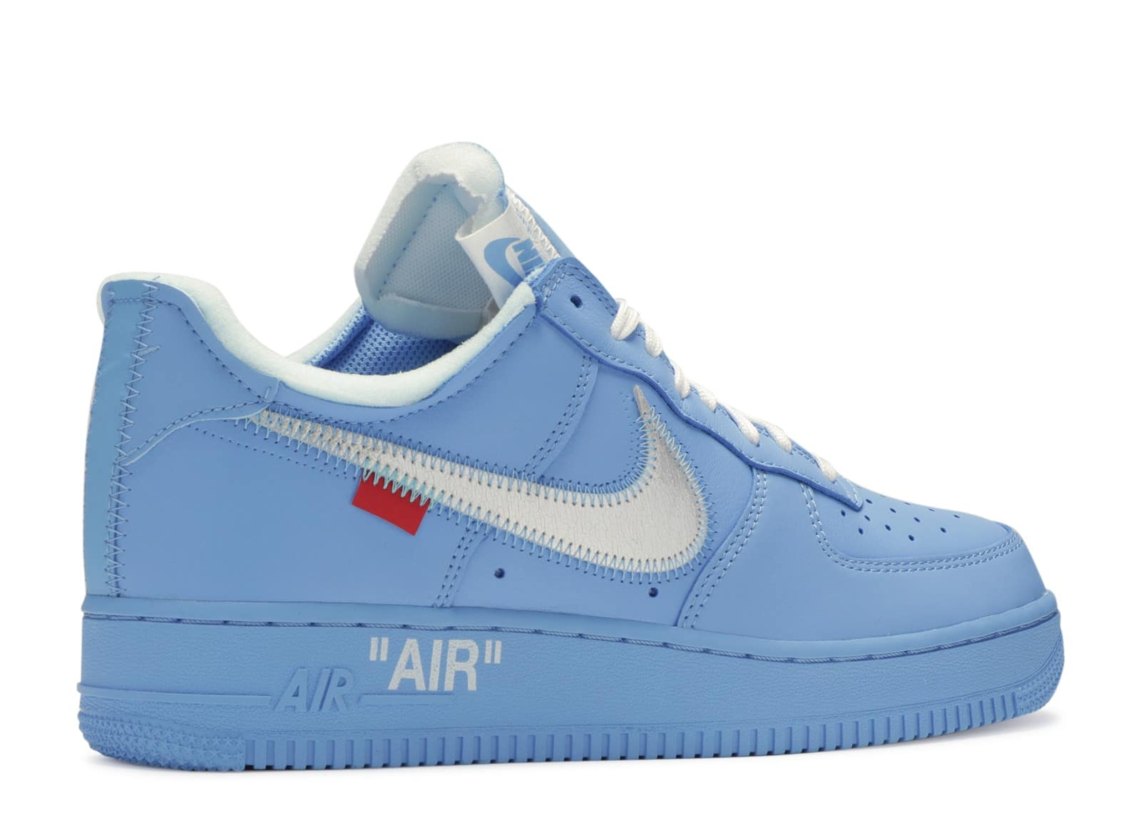 Nike Footwear Air Force 1 07 White University Blue
