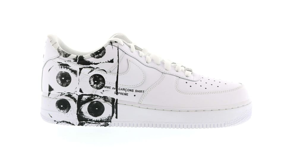 Nike Force 1 Supreme Shoes Size 8 ShopStyle