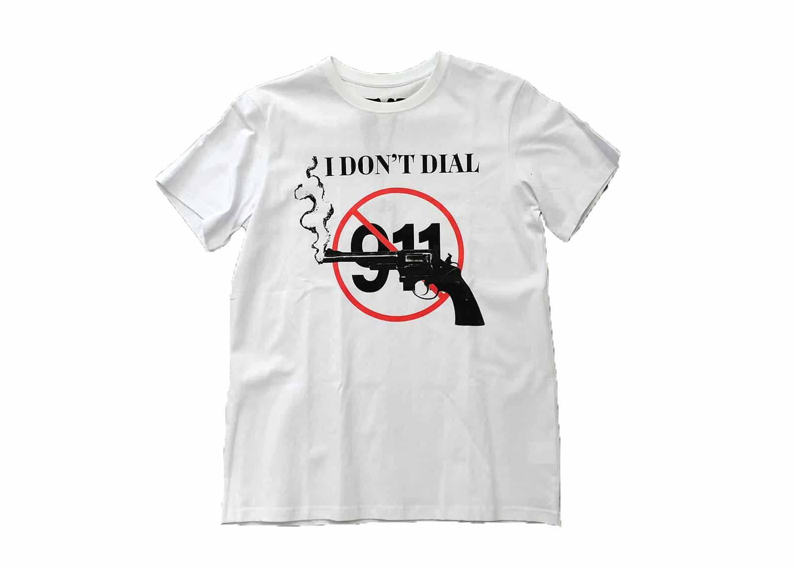 VLONE t Shirt 911