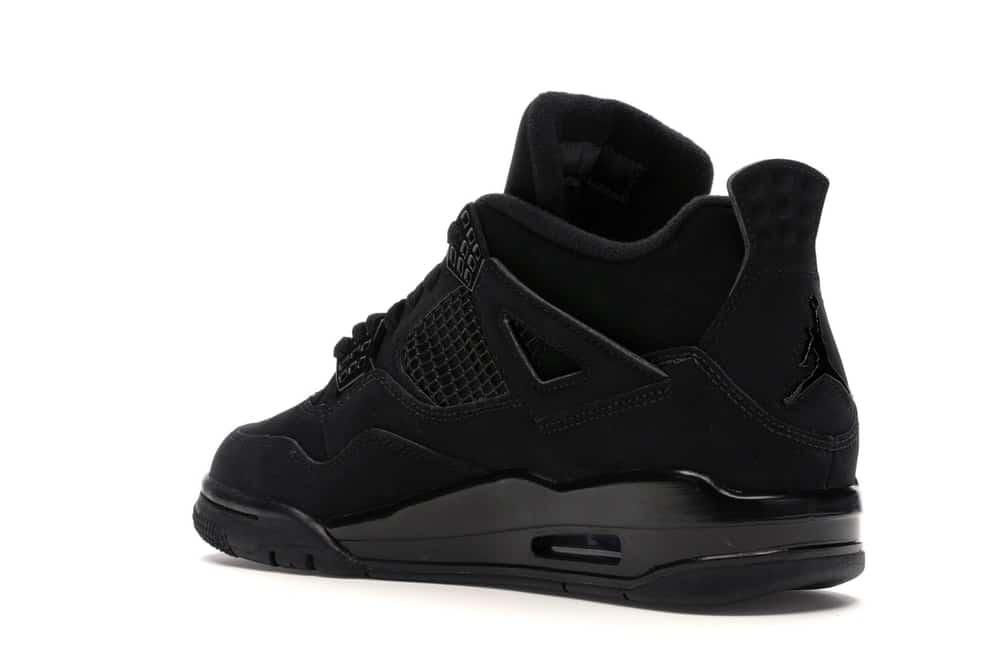 Nike Air Jordan 4 Retro Black Cat (2020)