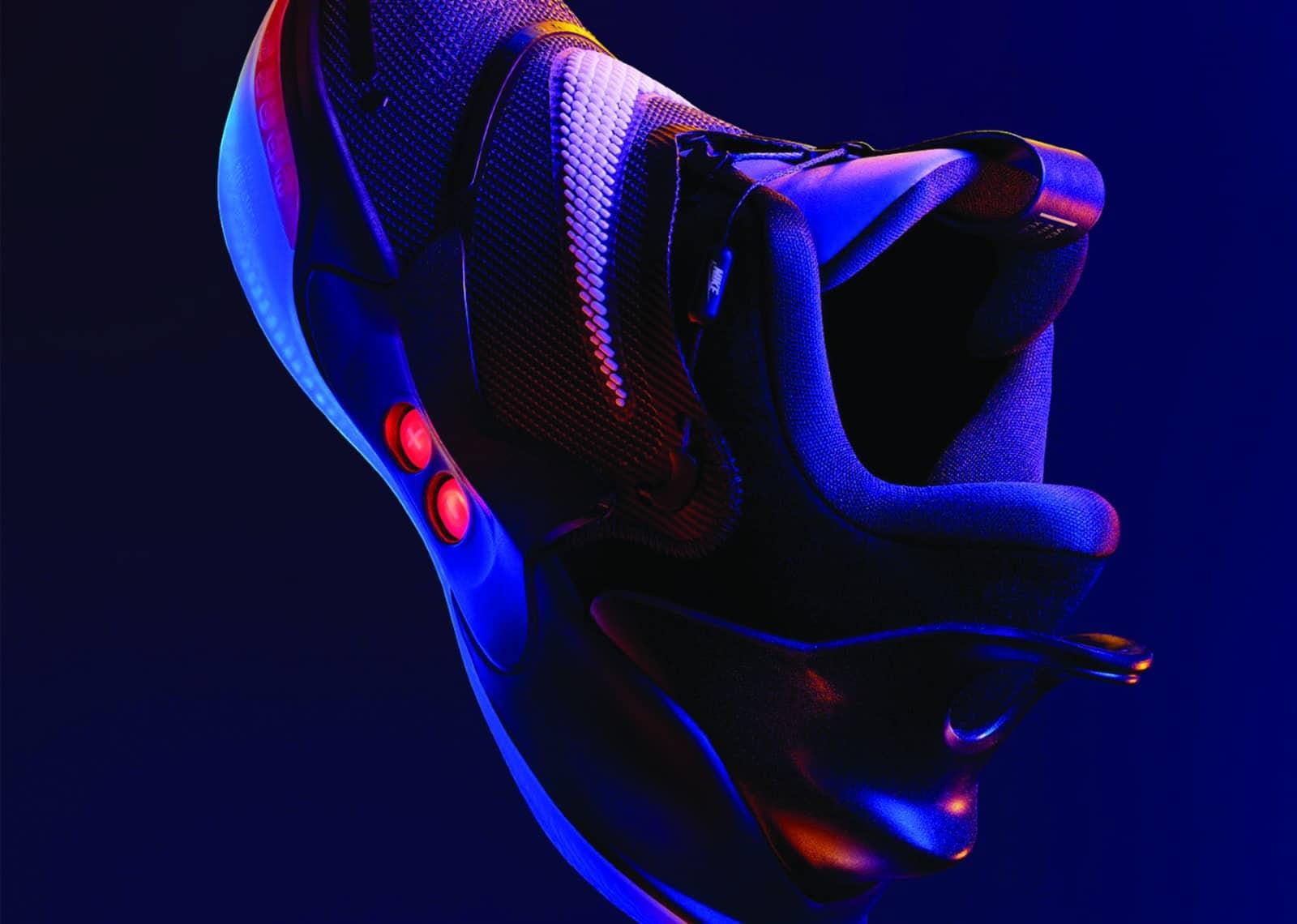Nike Adapt BB 2.0 Black (Australia