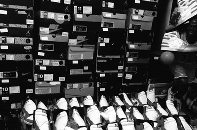 KICKSTW sneaker buyout and consignment